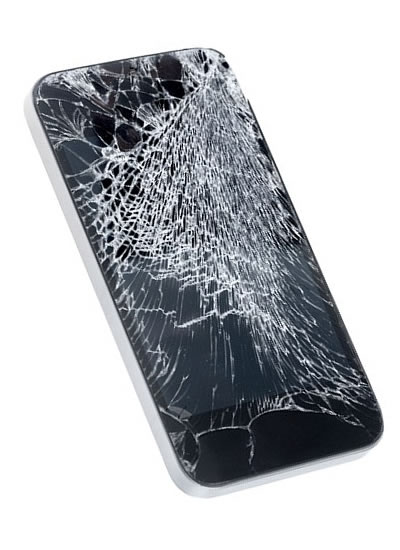 Iphone mobil reparation skærm og garanti